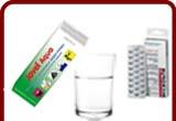 Uzdatnianie wody-Tabletki