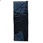 Outdoor Blanket | Sleeping Bag Fleece | Nylon (Black | Slate blue) PFOB36