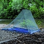 Moskitiera Outdoor Net z podłogą Insect Shield (silt green) ISNCF2