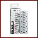 Tabletki do odkażania wody - Micropur Forte MF 1T 50 tabletek