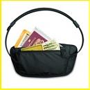 Sekretny portfel pod ubranie CoverSafe X100 RFID (ze stalową linką) - PacSafe
