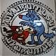 T-shirt damski ROJA/ANAGRAMA Kukuxumusu