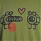T-shirt ENROSQUE Kukuxumusu