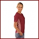 T-shirt damski Cellular jedwab/merino - Silkbody