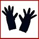Rękawiczki jedwabne - Cocoon