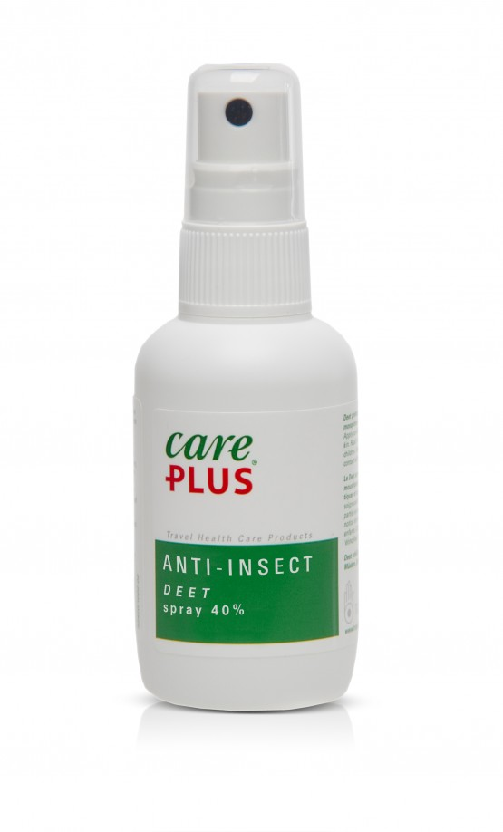 care plus repelent na komary deet 40 50 tropiki