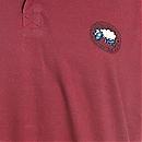 T-shirt polo WOLF/ANAGRAMA Kukuxumusu