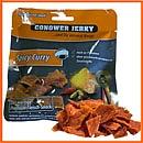 Mięso suszone wieprzowina Pikantne Curry 25g Conower Jerky