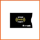 Etui ochronne na karty z blokadą RFID sleeve25 -2 szt. Pacsafe