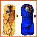 Wkładka do śpiwora dla dzieci 100% jedwab - Cocoon