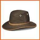 Kapelusz ze średniej wielkości rondem TWC7 Medium Curved Brim Outback Hat - Tilley