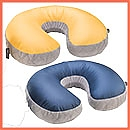 Poduszka puchowa-dmuchana rogal (na szyję) Cocoon