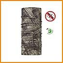 Chusta antykomarowa Buff HASHTAG MOSS GREEN Insect Shield UV Protection