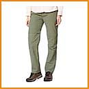Spodnie damskie antykomarowe NOSILIFE II ZIP-OFF Craghoppers - Short