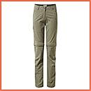 Spodnie damskie antykomarowe NOSILIFE PRO II Craghoppers - Short
