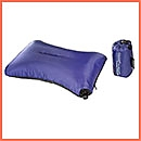 Najlżejsza i najmniejsza poduszka podróżna nadmuchiwana MICROLIGHT Air Core Pillow Cocoon