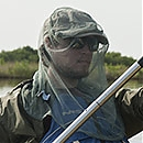 Moskitiera na głowę ultralekka Head Net Ultralight Impregnowana Cocoon