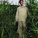 Piżama podróżna męska antykomarowa Insect Shield (Egipska Bawełna)