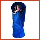 Śpiwór/wkładka dla dzieci Kid Bag (Fleece) - Cocoon