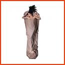 Wkładka do śpiwora Bawełna organiczna - Cocoon