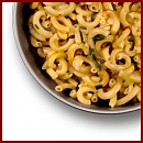 Liofilizat Makaron carbonara z szynką i serem (1 porcja) - Adventure Food