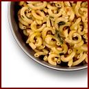 Liofilizat Makaron carbonara z szynką i serem (2 porcje) - Adventure Food