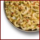 Liofilizat Makaron z serem i grzybami (1 porcja) - Adventure Food
