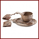 Zestaw Gift Box (kubek, talerz, łyżka) - Kupilka
