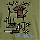 T-shirt CIERVO CAZADOR Kukuxumusu