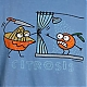 T-shirt CITROSIS Kukuxumusu END