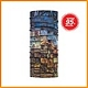 Chusta Original Buff UV Protection WOOD COLLAGE MULTI