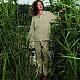 Piżama podróżna damska Insect Shield (Egipska Bawełna)