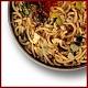 Liofilizat Makaron z orzechami włoskimi (2 porcje) - Adventure Food