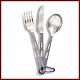 Optimus Titanium 3-Piece Cutlery Set